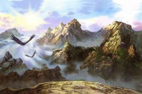 梦见自己通过悬崖_给自己一片悬崖 绝地重生