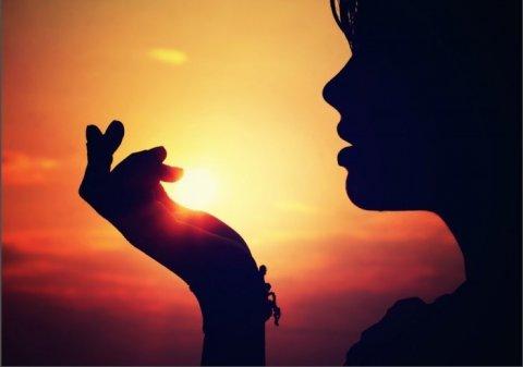 收藏阳光,贮存幸福