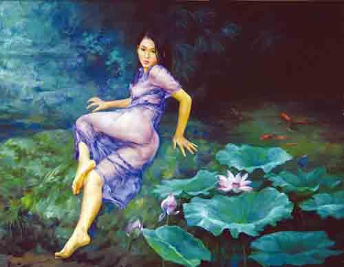 林清玄:人生的画幅