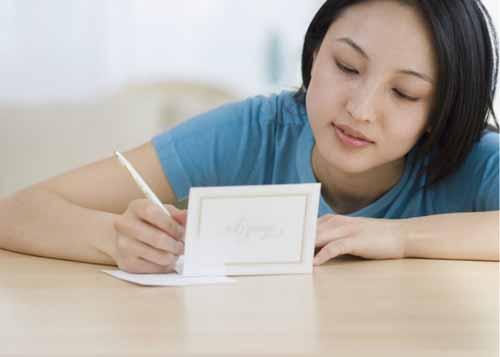 给女儿的一封信
