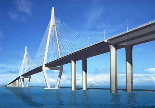 为自己架一座桥