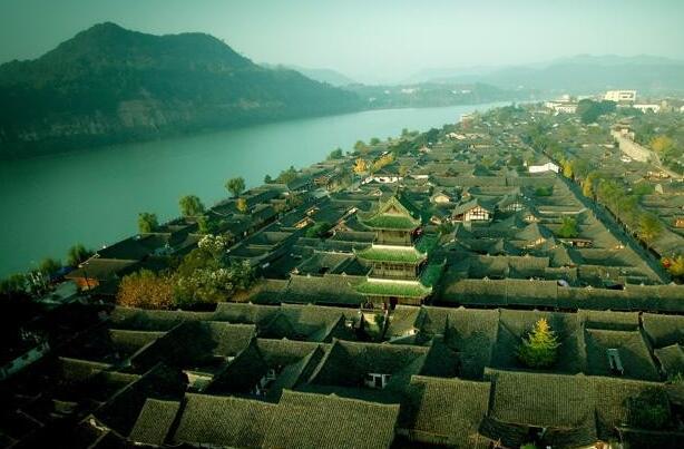 清泉坝:忠义之风传千年