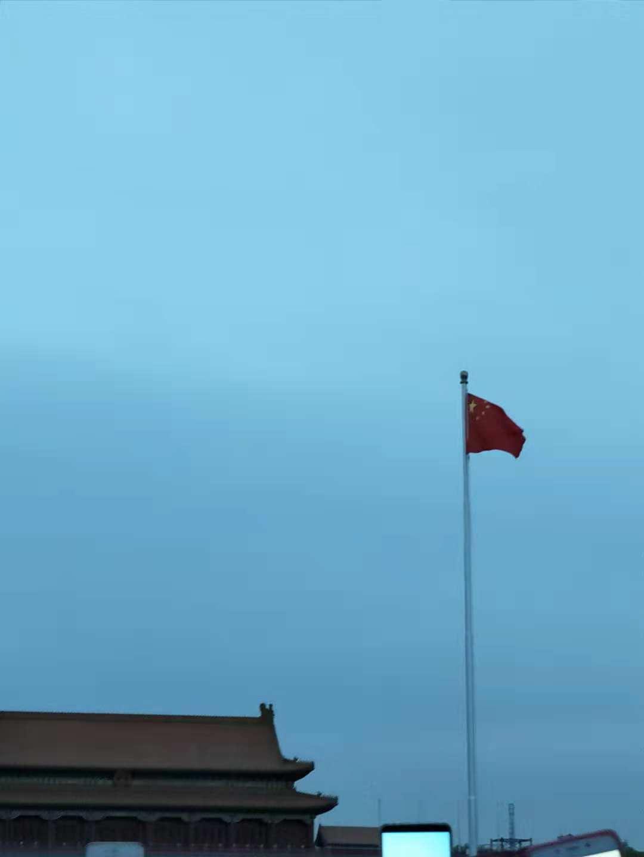 深秋时节进京记