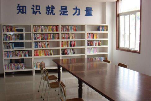 图书室解说词