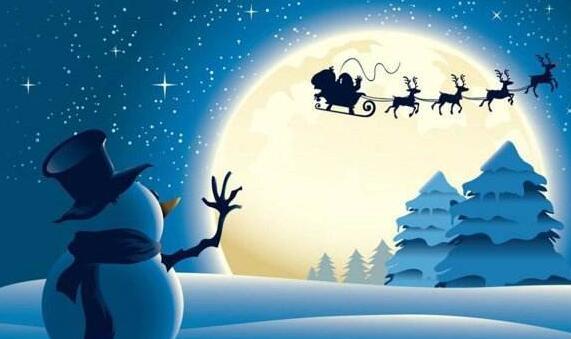 描写圣诞节的情景句子
