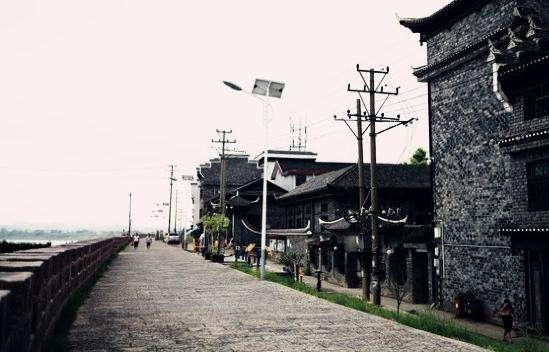 湘西浦市古镇