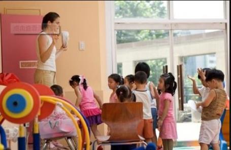 小班教育随笔:可爱的孩子