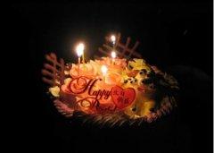 生日祝福语八个字霸气