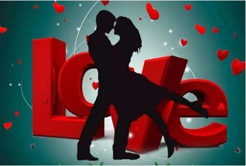 两个爱恋的人谈着没有未来的恋爱