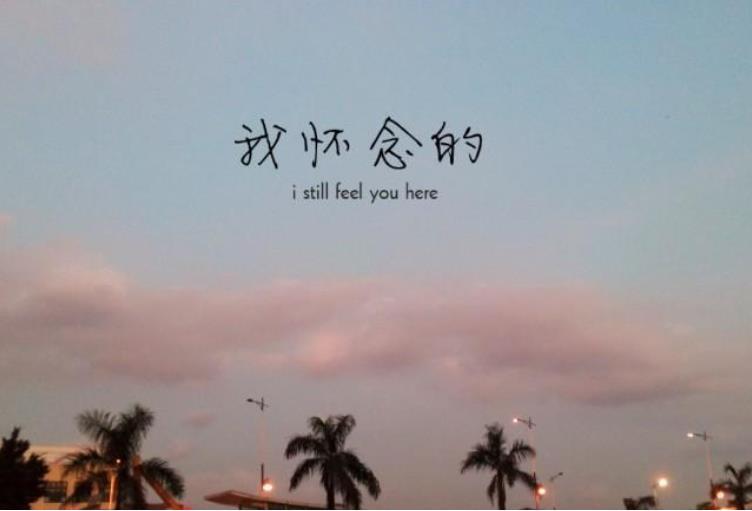 我把你丢了