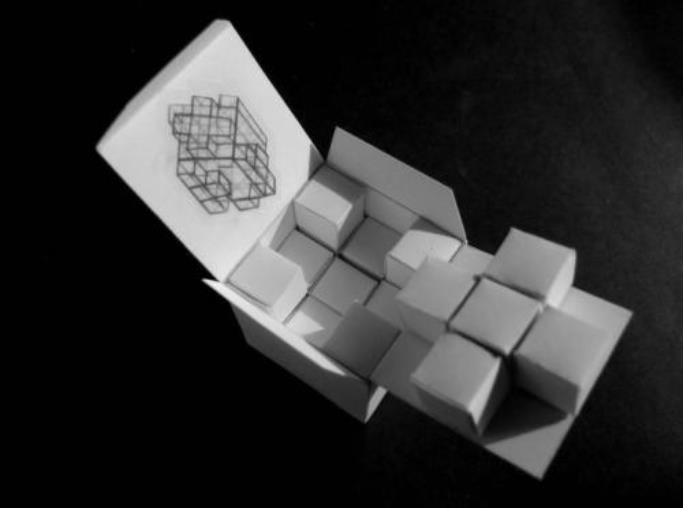 空间折叠的遐思
